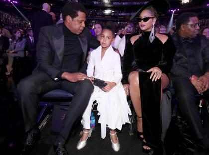 Blue Ivy mandó a callar a Beyoncé y Jay Z y se convirtió en la reina de los Grammys 2018 ¡Mira!