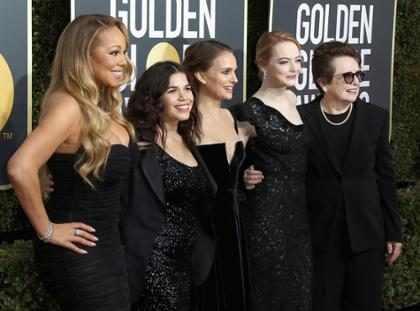 El maquillaje de Emma Stone en los <em>Globos de Oro</em> ten&iacute;a un importante significado