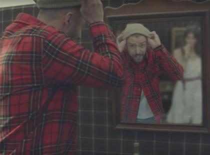 Jessica Biel tiene dulces apariciones en el nuevo video de Justin Timberlake ¡Mira!