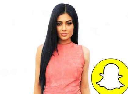 A Kylie Jenner no le gusta el nuevo diseño de Snapchat y así lo demuestra
