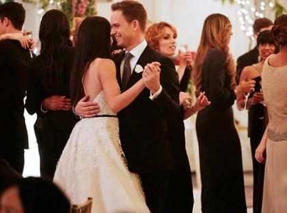 Meghan Markle aparece vestida de noiva em prévia dos novos episódios de Suits