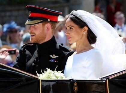 Meghan Markle e príncipe Harry se casam: todas as fotos do casamento real