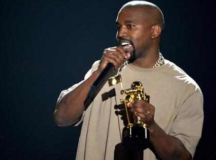 Kanye West vai ter 4 minutos para fazer o que quiser no VMA 2016