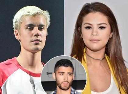 Justin Bieber acusa Selena Gomez de tê-lo traído com Zayn Malik