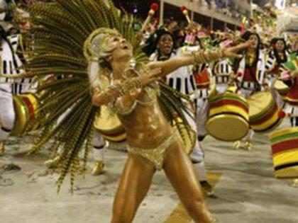 As musas do Carnaval