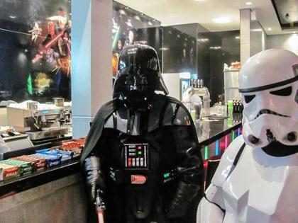 Restaurante temático de Star Wars é aberto no Brasil