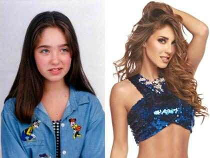 5 actrices infantiles que se convirtieron en sexys mujeres (+ Fotos)