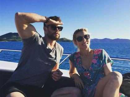 Chris Hemsworth e Elsa Pataky tiram sarro de rumores de divórcio