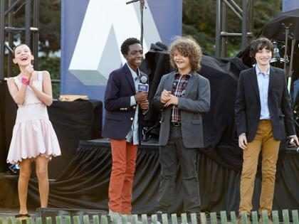 Esta fue la genial reacción de los chicos de Stranger Things ante su nominación a los Globos de Oro (+ Video)