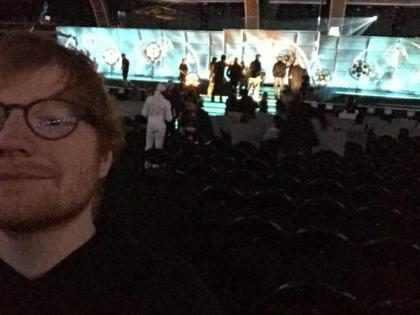 Ed Sheeran revela que vai se apresentar no Grammy Awards 2017
