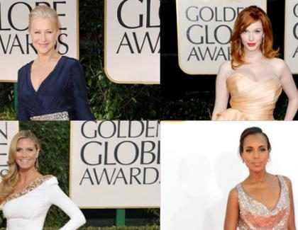 Os melhores looks no red carpet das indicadas ao Emmy 2013