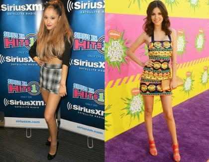Ariana Grande e Victoria Justice negam autenticidade de fotos nuas