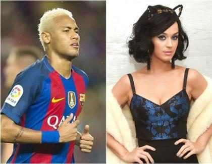 Neymar e Katy Perry cantam em campanha da UNICEF