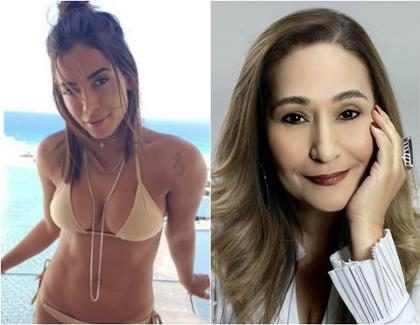 Anitta rebate críticas de Sonia Abrão nas redes sociais