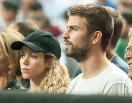Este gesto de Piqué aumenta los rumores de separación de Shakira
