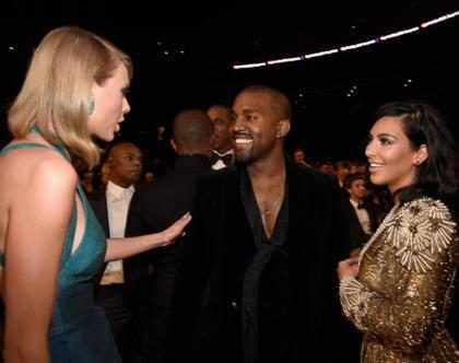 WTF! ¿Toda la disputa entre Kim Kardashian, Kanye West y Taylor Swift es una farsa?