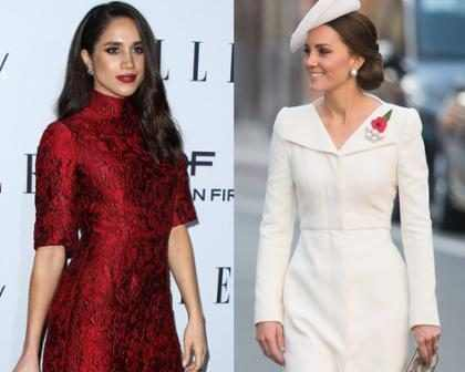 4 grandes diferencias entre Meghan Markle y Kate Middleton