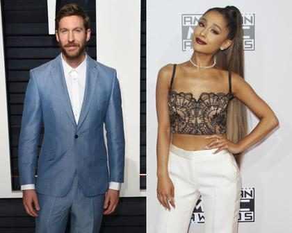 Calvin Harris y Ariana Grande son mucho más que amigos y nos encanta (+ Video)