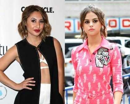 Francia Raisa muestra las cicatrices de su trasplante riñón para Selena Gomez