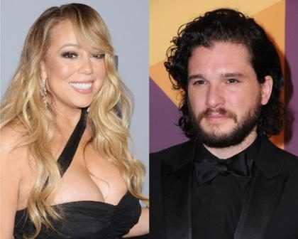 Mariah Carey le pidió lo impensable a Kit Harington
