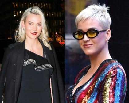 ¿Así es cómo Karlie Kloss finalmente se declara Team Katy?