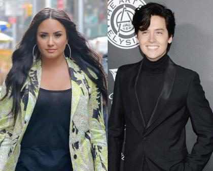 ¡Demi Lovato y Cole Sprouse protagonizan la más reciente reunión de Disney Channel!