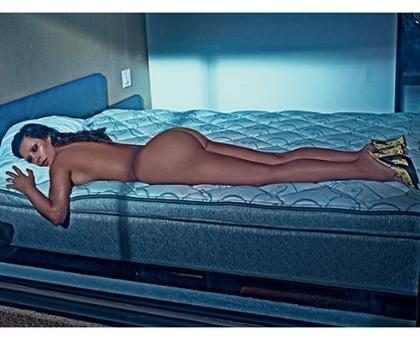 Kim Kardashian revela sua posição sexual favorita