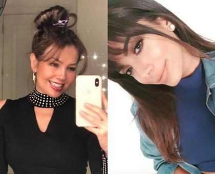 Thalía revela nas redes sociais que quer colaborar com Anitta