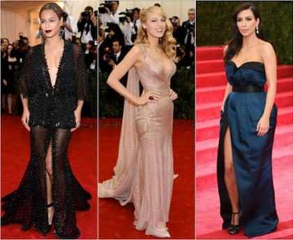 As famosas mais bem vestidas do Baile do MET 2014