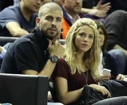 Shakira y Piqué protagonizaron una fuerte pelea en público
