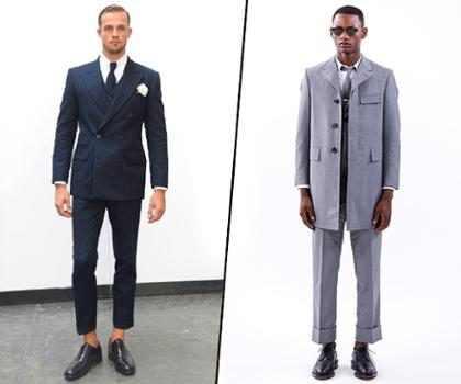 Las tendencias de la moda masculina para 2016