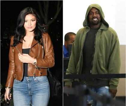 OMG! Así es cómo Kanye West le declara la guerra a Kylie Jenner