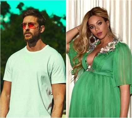 Calvin Harris e Beyoncé podem lançar parceria musical