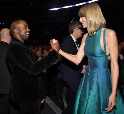 ¿De esta forma es cómo Kanye West intenta hacer las paces con Taylor Swift? (+ Foto)