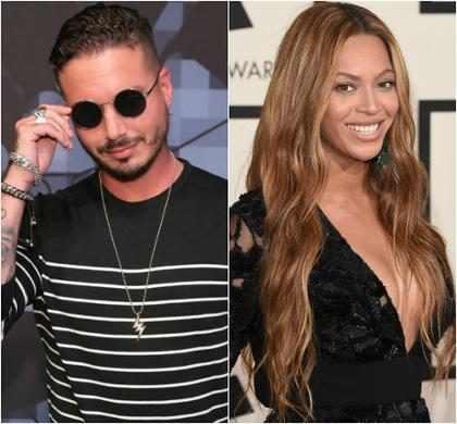 J Balvin diz que parceria com Beyoncé aconteceu por causa de Blue Ivy