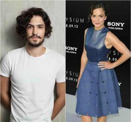 Gabriel Leone e Alice Braga serão Eduardo e Mônica em filme baseado no hit do Legião Urbana