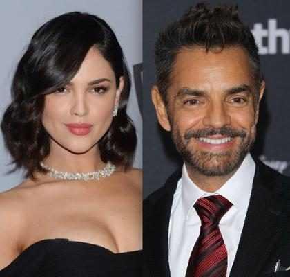 Eugenio Derbez y Eiza Gonz&aacute;lez presentar&aacute;n un premio los <i>Oscars 2018</i>