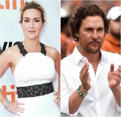 Kate Winslet diz que Matthew McConaughey fez teste para ser Jack em Titanic