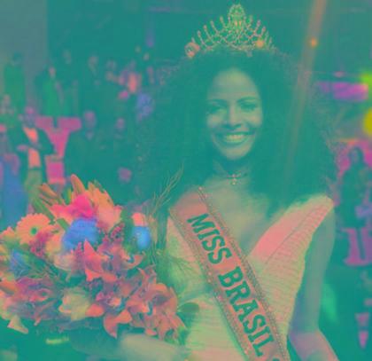 Monalysa Alcântara é eleita Miss Brasil 2017