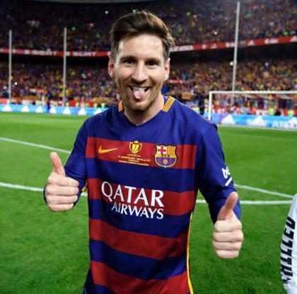El nuevo cambio de look de Lionel Messi provocó una lluvia de hilarantes memes ¿Ya lo viste? (+ Fotos)