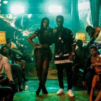 Ludmilla lança clipe da música Tipo Crazy, com o rapper Jeremih