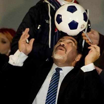 Maradona presentó una denuncia penal en contra de Susana Giménez