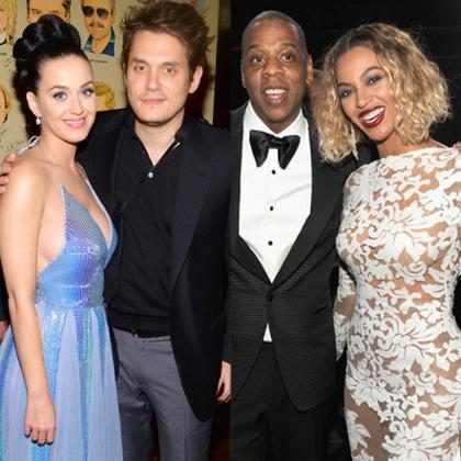 Grammy 2014 e os casais mais famosos na premiação