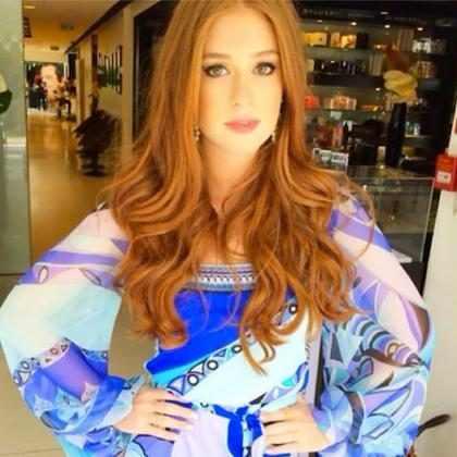 Marina Ruy Barbosa dá dicas de beleza e estilo