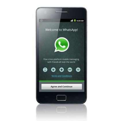 WhatsApp agora permite apagar mensagens enviadas