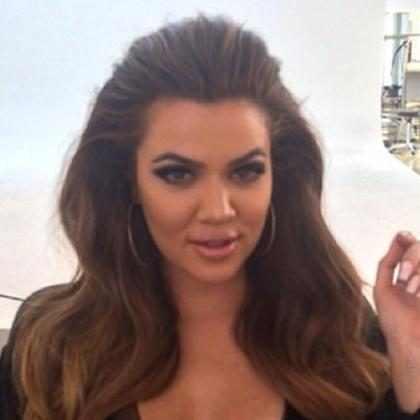 Khloé Kardashian se cambió al bando de las morenas (+ Foto)