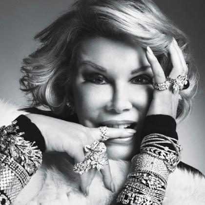 Melissa Rivers dio un adelanto de la exhibición de Joan Rivers (+ Foto)
