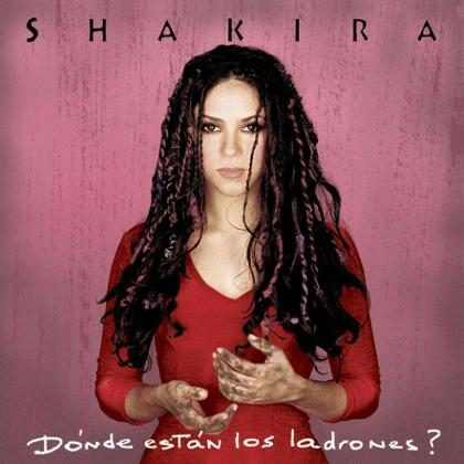 11 ense&ntilde;anzas que nos dej&oacute; el &aacute;lbum <em>D&oacute;nde est&aacute;n los ladrones?</em> de Shakira (+ Videos)
