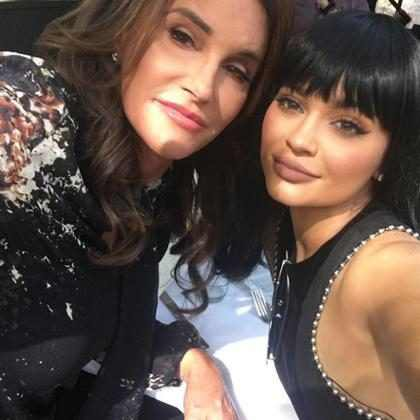 Kylie Jenner aprovechó la fiebre olímpica para revivir la gloria de Caitlyn Jenner (+ Fotos)