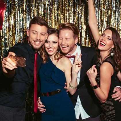 E! estreia Partyscope durante tapete vermelho do Globo de Ouro